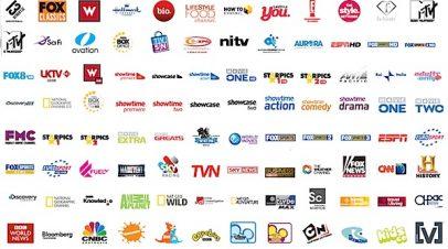 Australian TV Abroad